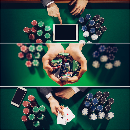 Nätcasinoplattformar Överträffar Olika Landbaserade Casinon